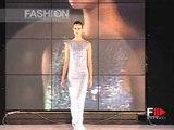 """Fausto Sarli"" Autumn Winter 1999 2000 Rome 5 of 7 Haute Couture woman by FashionChannel"