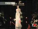 """""""Elie Saab"""" Autumn Winter 1999 2000 Paris 3 of 7 Haute Couture woman by FashionChannel"""