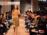 """Trussardi"" Spring Summer 2004 Milan 1 of 4 Pret a Porter Woman by FashionChannel"
