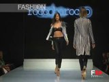 """""""Rocco Barocco"""" Spring Summer 2004 Milan 1 of 4 Pret a Porter Woman by FashionChannel"""