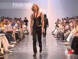 """""""Costume National"""" Spring Summer 2004 New York 2 of 2 Menswear by FashionChannel"""