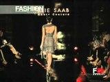 """""""Elie Saab"""" Autumn Winter 1999 2000 Paris 1 of 7 Haute Couture woman by FashionChannel"""