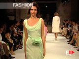 """""""Luisa Beccaria"""" Spring Summer 2004 Milan 3 of 3 Pret a Porter Woman by FashionChannel"""