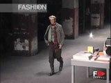 """Antonio Marras"" Autumn Winter 2003 2004 Milan 2 of 4 Menswear by FashionChannel"