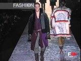 """Roberto Cavalli"" Autumn Winter 2003 2004 Milan 1 of 3 Menswear by FashionChannel"