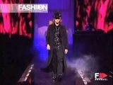 """Versace"" Autumn Winter 2003 2004 Milan 3 of 3 Menswear by Fashion Channel"