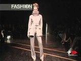 """""""Gianfranco Ferrè"""" Autumn Winter 1999 2000 Milan 1 of 5 pret a porter woman by FashionChannel"""
