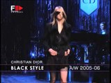"""Black Style   Fashion Trends"" Autumn Winter 2005 2006 by FashionChannel"