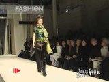 """""""Jean Paul Gaultier"""" Autumn Winter 1999 2000 Paris 5 of 8 pret a porter woman by FashionChannel"""