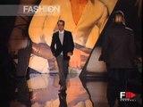 """Valentino"" Autumn Winter 2003 2004 Milan 2 of 3 Menswear by FashionChannel"