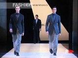 """""""Giorgio Armani - Emporio Armani"""" Autumn Winter 2003 2004 Milan 5 of 6 Men by FashionChannel.mov"""
