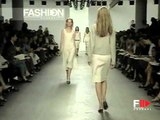 """""""Calvin Klein"""" Spring Summer 1999 New York 1 of 4 pret a porter woman by FashionChannel"""