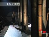 """Alessandro Dell'Acqua"" Spring Summer 1999 Milan 2 of 4 pret a porter woman by FashionChannel"