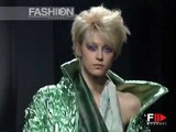 """Junko Shimada"" Autumn Winter 2003 2004 Paris 1 of 3 Pret a Porter Woman by FashionChannel"