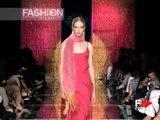 """""""Versace Atelier"""" Autumn Winter 1999 2000 Paris 4 of 4 Haute Couture woman by Fashion Channel"""