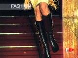 """""""Versace Atelier"""" Autumn Winter 1999 2000 Paris 2 of 4 Haute Couture woman by Fashion Channel"""