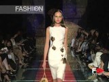 """""""Versace Atelier"""" Autumn Winter 1999 2000 Paris 1 of 4 Haute Couture woman by Fashion Channel"""