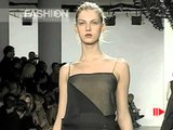 """Calvin Klein"" Autumn Winter 1999 2000 New York 5 of 5 pret a porter woman by FashionChannel"