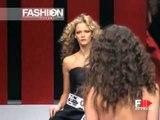 """Valentino"" Autumn Winter 1999 2000 Paris 5 of 5 pret a porter woman by FashionChannel"
