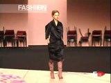 """""""Vivienne Westwood"""" Autumn Winter 2003 2004 Paris 3 of 4 Pret a Porter Woman by FashionChannel"""