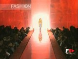 """Roberto Cavalli"" Autumn Winter 1999 2000 Milan 1 of 4 pret a porter woman by FashionChannel"