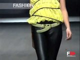 """Junko Shimada"" Autumn Winter 2003 2004 Paris 2 of 3 Pret a Porter Woman by FashionChannel"