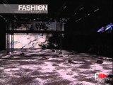 """Alexander McQueen"" Autumn Winter 2003 2004 Paris 4 of 4 Pret a Porter Woman by FashionChannel"