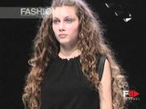 """Emporio Armani"" Autumn Winter 1999 2000 Milan 1 of 2 pret a porter woman by FashionChannel"