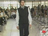 """Issey Miyake"" Spring Summer 1999 3 of 3 pret a porter men by FashionChannel"