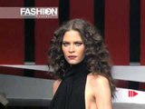 """Valentino"" Autumn Winter 1999 2000 Paris 3 of 5 pret a porter woman by FashionChannel"