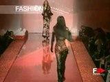 """Roberto Cavalli"" Autumn Winter 1999 2000 Milan 4 of 4 pret a porter woman by FashionChannel"