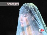 """""""Fausto Sarli"""" Spring Summer 1999 Rome 9 of 10 Haute Couture woman by FashionChannel"""