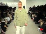"""Calvin Klein"" Spring Summer 1999 2 of 3 pret a porter men by FashionChannel"