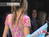 """Emanuel Ungaro"" Spring Summer 1999 Paris 3 of 4 Haute Couture woman by FashionChannel"