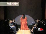 """""""Fausto Sarli"""" Spring Summer 1999 Rome 4 of 10 Haute Couture woman by FashionChannel"""