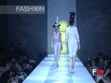 """Antonio Berardi"" Spring Summer 1999 Paris 5 of 6 pret a porter woman by FashionChannel"