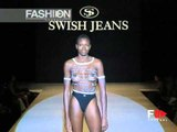 """""""Swish Jeans"""" Spring Summer 1999 Milan 5 of 5 pret a porter woman by FashionChannel"""