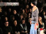 """""""Gucci"""" Spring Summer 1999 Milan 2 of 4 pret a porter woman by FashionChannel"""