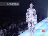 """Antonio Berardi"" Spring Summer 1999 Paris 4 of 6 pret a porter woman by FashionChannel"
