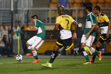 Обзор матча · Палмейрас (Сан-Паулу) - Крисиума (Крисиума) - 1:0