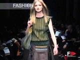 """Trussardi"" Autumn Winter 2003 2004 Milan 1 of 3 Pret a Porter Woman by FashionChannel"