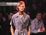 """Christian Lacroix"" Spring Summer 1999 Paris 1 of 4 pret a porter woman by FashionChannel"