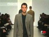 """Calvin Klein"" Autumn Winter 1998 1999 New York 2 of 3 pret a porter men by FashionChannel"