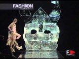 """Guerriero"" Autumn Winter 2003 2004 Milan 3 of 3 Pret a Porter Woman by FashionChannel"