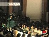 """""""Raffaella Curiel"""" Autumn Winter 1998 1999 Rome 3 of 8 Haute Couture woman by FashionChannel"""
