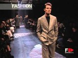 """Gianfranco Ferrè"" Autumn Winter 1998 1999 Milan 1 of 3 pret a porter men by FashionChannel"