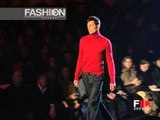 """Gucci"" Autumn Winter 1998 1999 Milan 2 of 4 pret a porter men by FashionChannel"