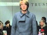 """Trussardi"" Autumn Winter 1998 1999 Milan 3 of 3 pret a porter men by FashionChannel"
