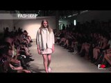 """Pedram Karimi"" Spring Summer 2013 Montreal Pret a Porter Woman by FashionChannel"