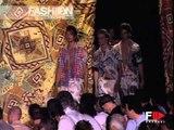 """Roberto Cavalli"" Spring Summer 2003 Milan Part 3 of 3 Menswear by FashionChannel"
